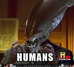 Funny Alien Meme - alien meme doesnt understand human behavior jpg 500 454 neat