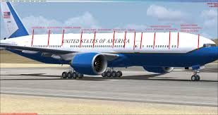 Air Force One Layout Floor Plan Special Paint Us Air Force Vip 777 200lr Page 2 Pmdg 777
