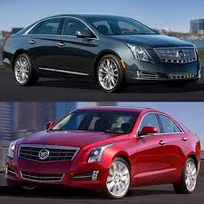 compare cadillac ats and cts difference between the cadillac ats and xts