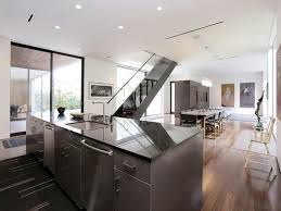 Cherry Wood Kitchen Island by Architecture Kitchen Multi Generational Family Home By Stern And