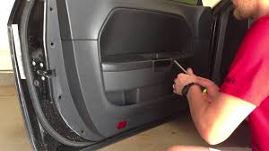 2007 Dodge Nitro Interior Door Handle by How To Remove Door Panel On U002708 U002709 U002710 U002711 U002712 U002713 Dodge