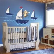 baby nursery decor white furniture nautical baby boy nursery room