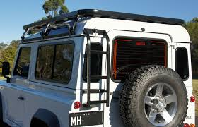 land rover safari roof land rover defender 90 hannibal safari roof racks