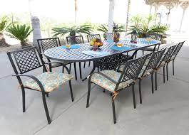 6 10 seat dining set boston table u0026 chairs u2013 sunwithus patio