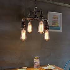 Vintage Wrought Iron Chandeliers Antique Industrial Wrought Iron Chandelier Pendant Lighting