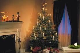 german christmas tree living room carameloffers