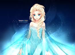 elsa snow queen frozen disney zerochan anime image board