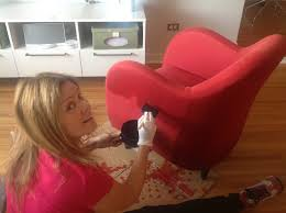 Change Upholstery On Chair by Facebook