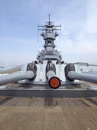 Bathtub Battleship Uss Iowa Brooklyn Built Battleship Lives On In La Turnstile Tours
