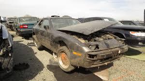 new porsche 960 junkyard find 1983 porsche 944
