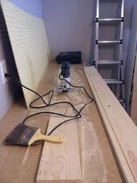 Woodworking Garage Cabinets Diy Garage Wall Cabinet With Sliding Door Hometalk