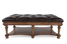 hooker archivist accent ottoman cocktail table mathis brothers