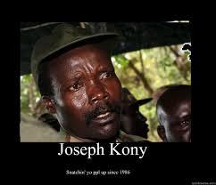Kony Meme - putting the infant back in infantry joseph kony quickmeme