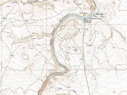 Ajo Arizona Map by Clear Creek Reservoir U2022 Canyoneering U2022 Arizona U2022 Hikearizona Com