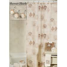 brown and aqua shower curtains home decoration ideas