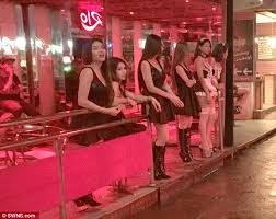 dallas red light district thailand s red light district is back in business after the death of