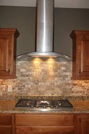custom kitchen backsplash stainless range and glass tile backsplash kitchen interior