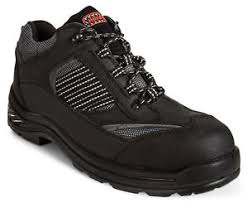 yakka s boots yakka s bomber safe hike low boot black ebay
