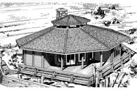 Octagon Home Plans 11 Surprisingly Southern Living Ranch House Plans House Plans