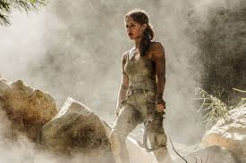 the first official images and detailed synopsis for tomb raider