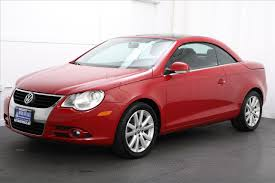 red volkswagen eos in washington for sale used cars on