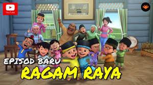 Upin Ipin Upin Ipin Episode Terbaru 2017 Ragam Raya Dailymotion