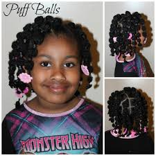 hair puff hair puff balls easy to do hairstyle only product i used