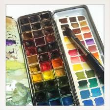 702 best art travel palettes images on pinterest watercolors