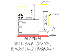 Bed Options For Small Spaces Small Bedroom Design Part 1 Space Planning
