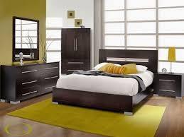 chambres coucher modernes chambre coucher moderne decoration a 4 noir et blanc natecks