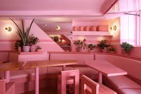 new york u0027s pinkest restaurant is seriously ridiculously pink eater