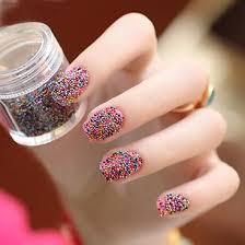 2014 caviar nail polish caviar beads nail art girly u003c3