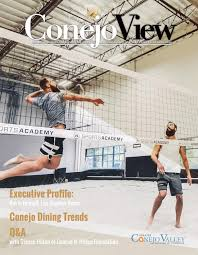 hotel lexus los reyes conejoview fall 2016 by conejoview greater conejo valley chamber