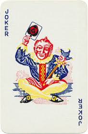 Joker Playing Card Designs The Joker The World Of Playing Cards