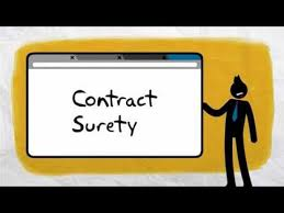 what are contract surety bonds construction contractor