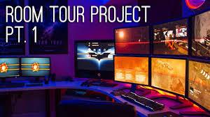 room tour project best gaming setups u0026 battlestations ep 1
