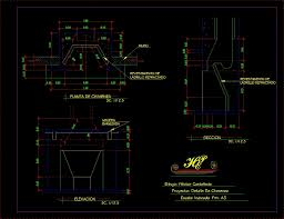 fireplace chimney dwg detail for autocad u2022 designscad