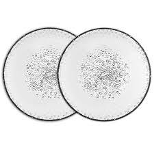 anniversary plates iittala ultima thule anniversary dinner plates set of 2