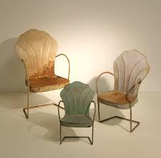 Metal Patio Furniture Paint - rustic vintage metal lawn chairs paint vintage metal lawn chairs