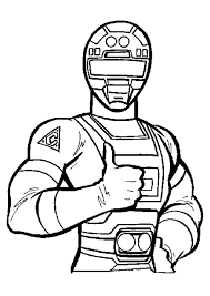 images character power ranger coloring pages cartoon
