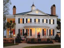 southern plantation style homes the josiah smith house hwbdo12787 adam federal from