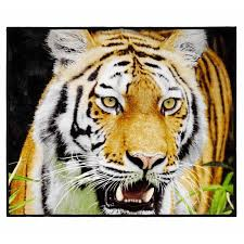 Leopard Print Faux Fur Throw Luxury Faux Fur Blanket Bed Throw Sofa Soft Warm Fleece Throw