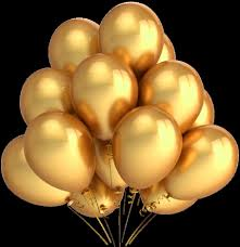 metallic balloons 48 pcs 12 metallic gold birthday wedding party decor