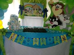 looney tunes baby shower baby looney tunes baby shower party ideas baby shower