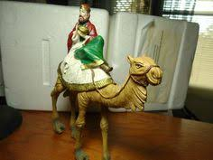 chuck would definitely have these camel christmas ornaments