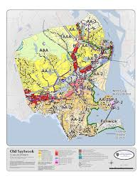 Map Of Connecticut Towns Town Of Old Saybrook Ct