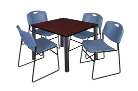 Break Room Table And Chairs by Kee Collection Regency Seating