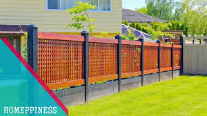 new design 2017 25 modern front yard fence ideas youtube