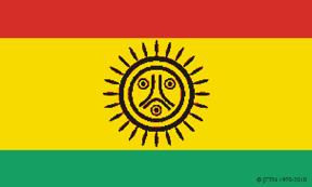 the flag of the jatibonicu taino tribal nation