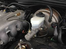 lexus gs300 vsc abs light need help in identifying aftermarket master cylinder brake booster